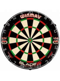 Cible Winmau Blade 5 Dual Core (réf. 656)